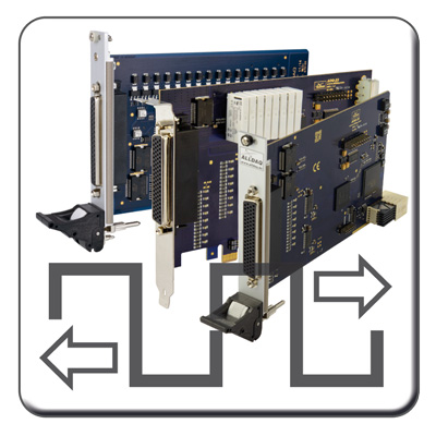 Digital-I/O, Relays