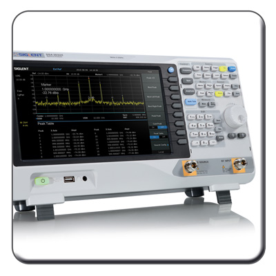 Spectrum- and Network Analyzers