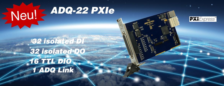 ADQ-22 PCIE