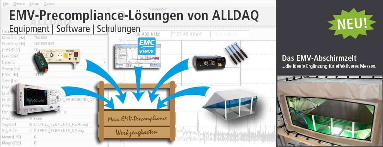 Mein EMV-Precompliance-Werkzeugkasten - jetzt Angebot anfordern!